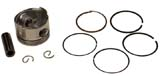 gy6 80cc piston kit (47mm)