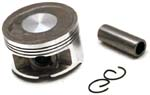 linhai 250/260cc 69mm piston w/wrist pin