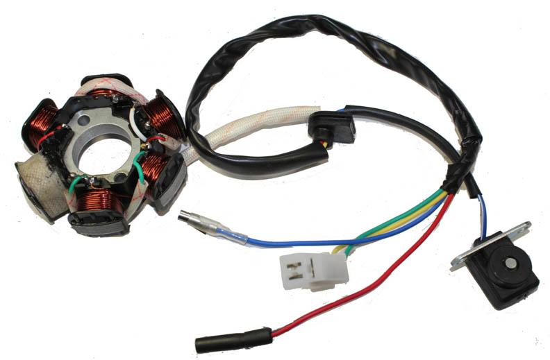 gy6 6 pole stator wiring diagram   32 wiring diagram