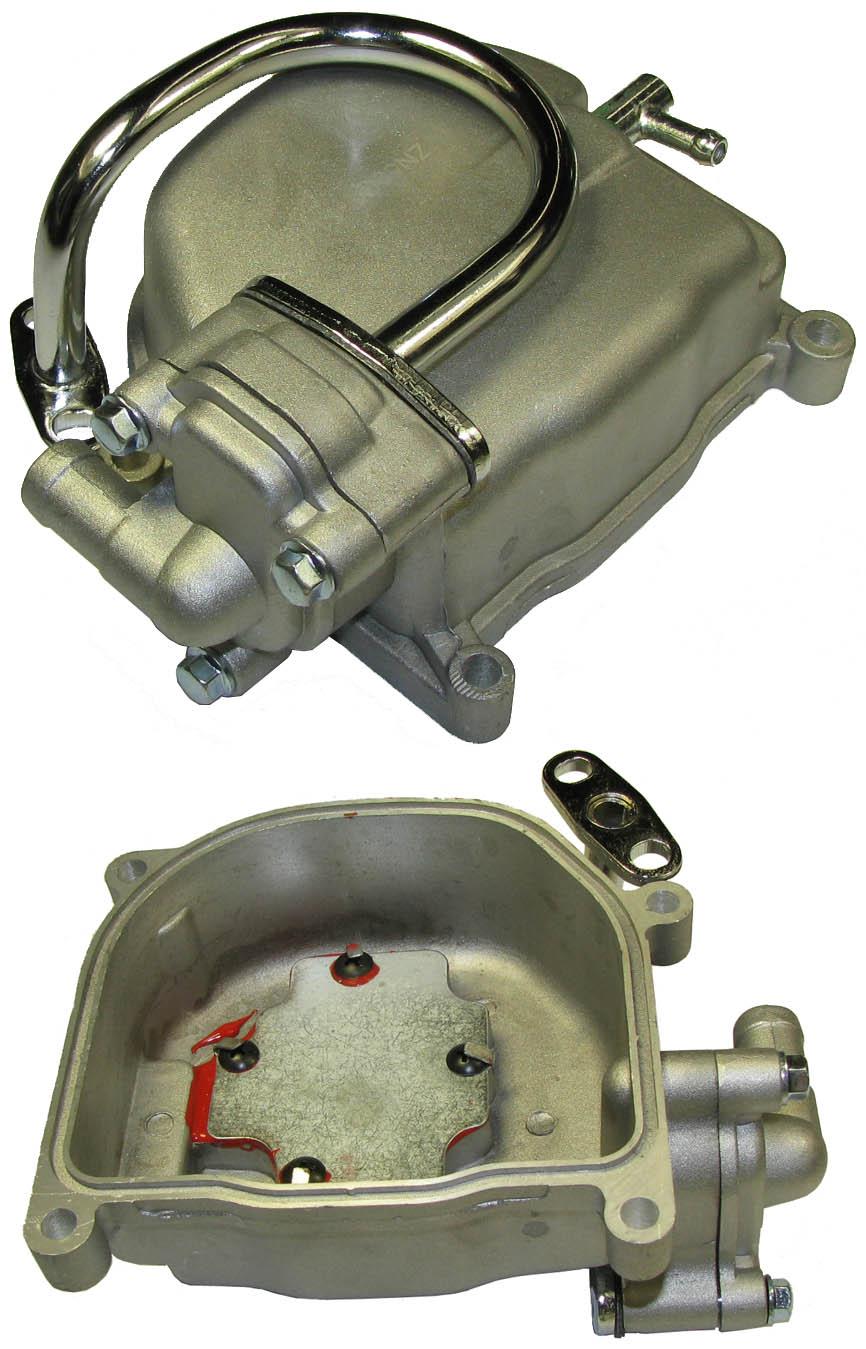 Gy6 50cc Head Kit