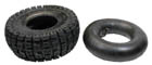 3.0-4 knobby tire and inner tube