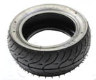 110/50-6.5 treaded pocket bike rear tire 47cc