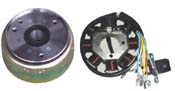 all stator coil and magneto housing page
