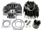 pw80 cylinder & head kit