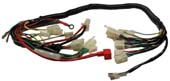 atv 50cc dino style wire harness (for gy6 50cc motor)