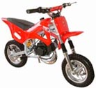 47cc mini dirt bike