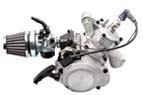 39cc water cooled pocket bike motor